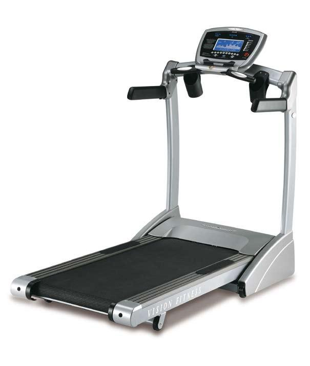TimeSport24.it :: Scheda 2993 :: T9250 Simple Treadmill Vision Fitness Vm Tapis Roulant